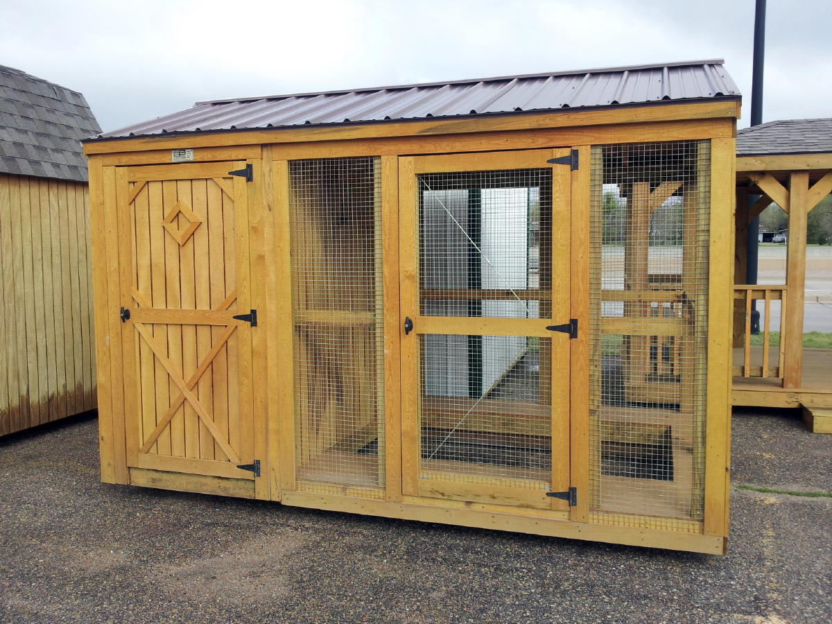 Build your own movable chicken coop hen ternak for Portable coop