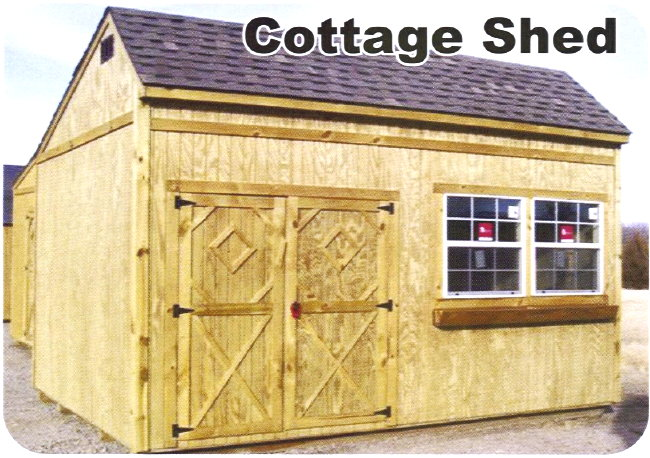 Portable Storage Building Plans : Rustic portable office building storage shed new ebay