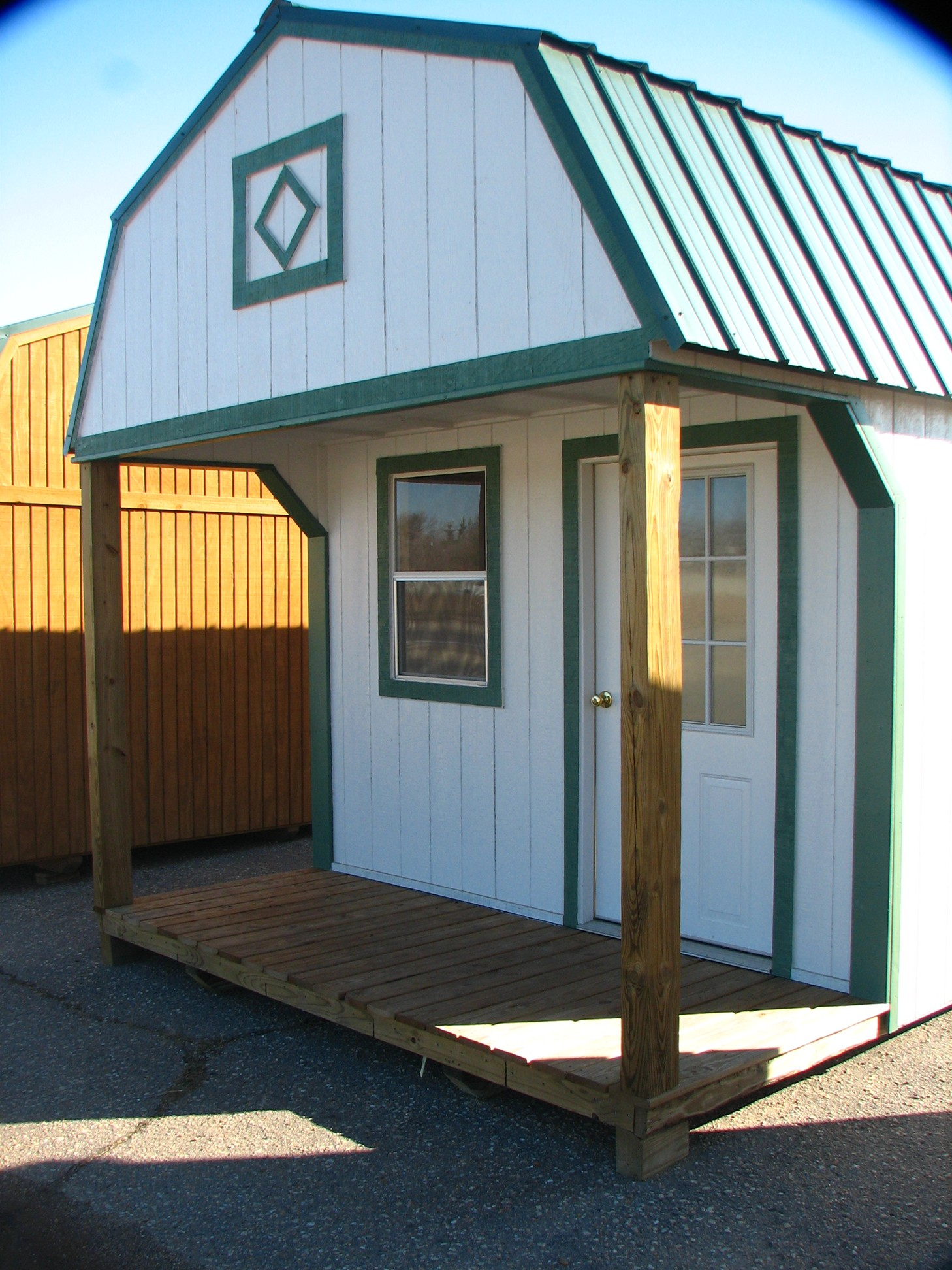 Better Built Barn Storage Building