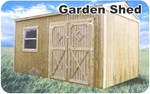Better Built  Garden Shed Storage Building