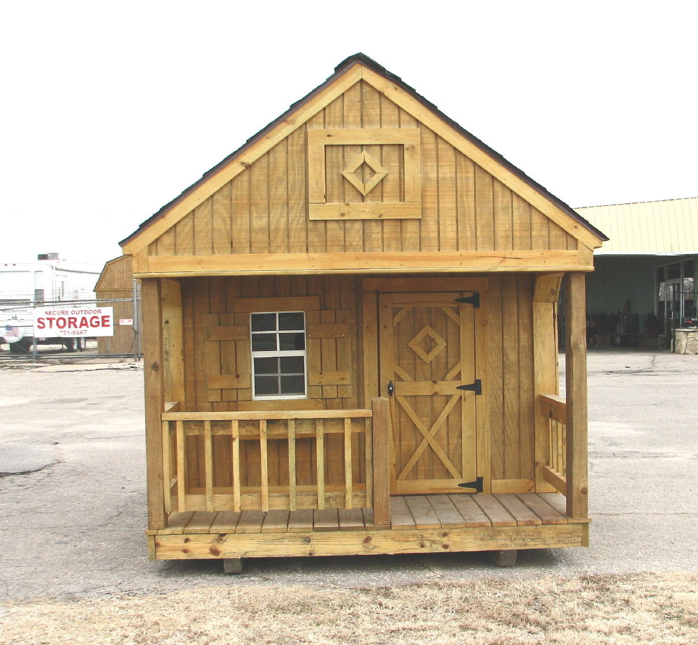 Beau Better Built Playhouse Storage Building